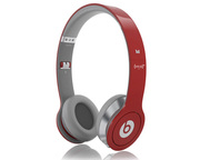 Наушники Monster Beats by Dr. Dre Solo HD Red ControlTalk
