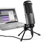 Микрофон Audio Technica АТ 2020 USB