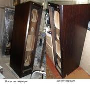 Ремонт и реставрация корпусов акустики